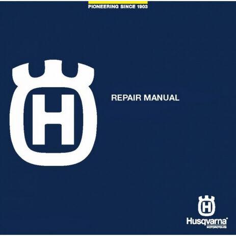 _CD Reparaturanleitung Husqvarna TE 125-300 TX 125 14-19 | 3403080 | Greenland MX_