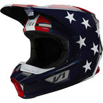 _Casque Fox V1 Ultra | 26573-574 | Greenland MX_