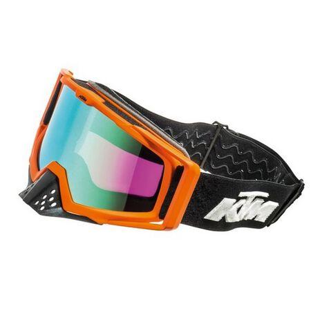 _KTM Racing Goggles Orange | 3PW1928500-P | Greenland MX_