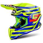 _Airoh Twist Cairoli Qatar Helmet   TWCQ31   Greenland MX_