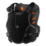 _Troy Lee Designs Rockfight CE Chest Protector Black | 584003001-P | Greenland MX_