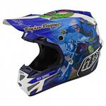 _Troy Lee SE4 Composite Malcolm Smith Helmet | 10573000-P | Greenland MX_