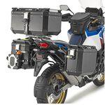 _Spezifischer PL One-Fit Stahlrohr-Seitenkofferträger für Monokey Cam-Side Trekker Outback  Honda CRF 1100L AS 20-..   PLO1178CAM   Greenland MX_