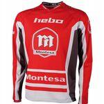 _Jersey Hebo Montesa Classic III | HE2163R-P | Greenland MX_