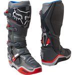 _Fox Instinct Boots Gray/Red | 27463-037 | Greenland MX_