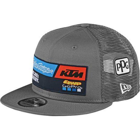 _Troy Lee Designs KTM Team Hat | 750856002-P | Greenland MX_