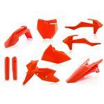 _Full Kit Plastiques Acerbis KTM SX 125/150 16-18 SX 250 17-18 SX-F 16-18 | 0021741.011.016-P | Greenland MX_