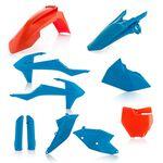_Full Kit Plastiques Acerbis KTM SX 125/150 16-18 SX 250 17-18 SX-F 16-18 | 0021741.204-P | Greenland MX_