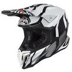 _Airoh Twist Great Helmet Gray | TWGR16 | Greenland MX_