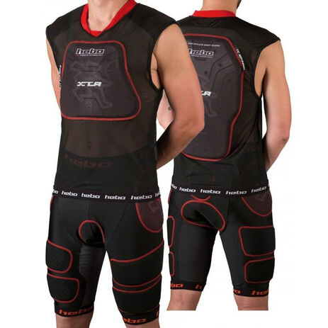 _Short de Protection Hebo XTR Protector | HE6410 | Greenland MX_