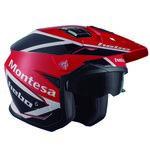 _Hebo Trial Zone 5 Air Montesa Classic III Helm | HC1158R-P | Greenland MX_