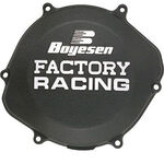 _Boyesen Clutch Cover Suzuki RMZ 450 05-07 Black | BY-CC-26B-P | Greenland MX_