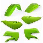 _Kit Plastiques Acerbis Kawasaki KX 65 00-21 | 0007594.553.020-P | Greenland MX_