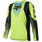 _Fox 360 Dier Youth Jersey Fluo Yellow | 28180-130 | Greenland MX_
