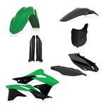 _Acerbis Plastik Kit Kawasaki KX 250 F 13-16 | 0016876.553-P | Greenland MX_