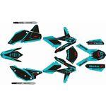 _Beta RR 2T/4T 2013 Full Sticker Kit Factory | SK-BTRRFAC13TUBK-P | Greenland MX_