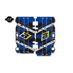 _Blackbird Kühlergitter Aufkleber Kit YZF 250 10-13 | A202 | Greenland MX_