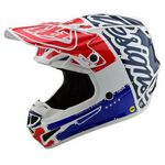 _Troy Lee Polyacrylite Factory Helmet | 11100801-P | Greenland MX_