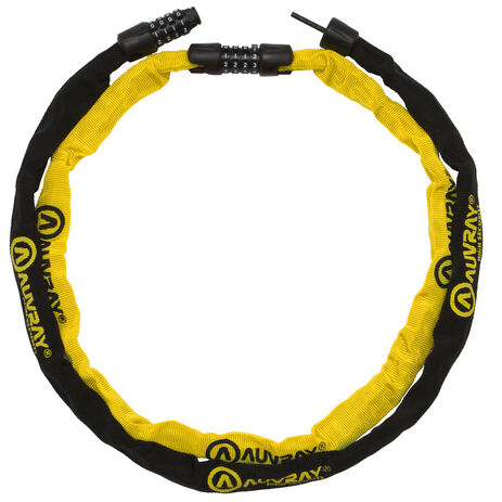 _Auvray Chain Lock N-Bloc 90 D.4 with Code | NBL90AUV04 | Greenland MX_