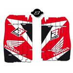 _Blackbird Honda CRF 250 R 10-13 CRF 450 R 09-12 Rad Louver Decals | A101N | Greenland MX_
