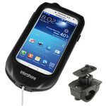 _Samsung Galaxy S4 Case + Holder for Motorcycles Kit | SMGALAXYS4R | Greenland MX_