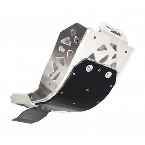 _P-Tech Skid Plate with Plastic Bottom Sherco SE-F 250/300 4T 14-21 | PK013S | Greenland MX_
