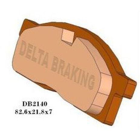 _Delta Bremsbeläge Vorne Yamaha Yamaha YZ 80-85 93-..YZ 65 18-.. | DB2140 | Greenland MX_