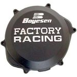 _Boyesen Clutch Cover Honda CRF 450 R 02-08 TRX 450 04-09 Black | BY-CC-06B-P | Greenland MX_