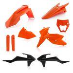 _Acerbis KTM EXC/EXC-F 17-19 Plastic Kit Full OEM | 0022371.553-P | Greenland MX_