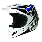 _Fox V1 Race Helmet | 14401-001-P | Greenland MX_
