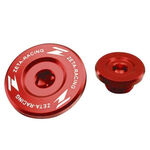 _Zeta Honda CRF 250 R 04-17 CRF 450 R 02-16 Engine Plugs Red | ZE89-1120 | Greenland MX_