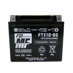 _Furukawa FTX12-BS Maintenance Free Battery | 0612971S | Greenland MX_