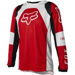 _Fox 180 Lux Youth Jersey Red Fluo | 28182-110 | Greenland MX_