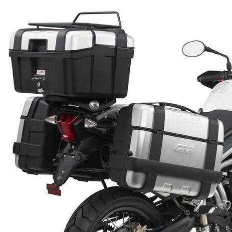 _Givi Specific Rear Rack for Monokey Case Triumph Tiger 800/800 XC/800 XR 11-17 | SR6401 | Greenland MX_