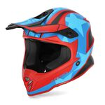 _Acerbis Steel Junior Helmet Red/Blue   0023425.344   Greenland MX_