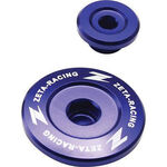 _Zeta Engine Plugs Yamaha YZ 450 F 10-13 Blue | ZE89-1432 | Greenland MX_