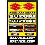 _Suzuki assorted decals | GK-80408 | Greenland MX_