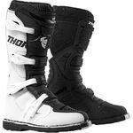 _Thor Blitz XP Boots White/Black | 3410-2173-P | Greenland MX_
