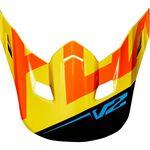 _Fox MX18 V2 Preme Helmet Visor | 21300-019-OS-P | Greenland MX_
