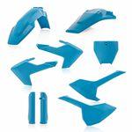 _Acerbis Plastik Kit Husqvarna TC 250 17-18 FC 16-18 Blau | 0021831.041-P | Greenland MX_