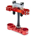 _Triple Clamp Neken SFS Honda CRF 250 R 18 CRF 450 R 17-18 (Offset 22mm) Red | 0603-0750 | Greenland MX_