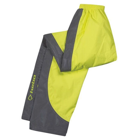 _Veste Capuche + Pantalon Imperméable Hebo H2O Jaune Fluor | HE5709 | Greenland MX_