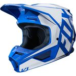 _Fox V1 Prix Helmet Blue | 25471-002 | Greenland MX_