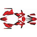 _Beta RR 2T/4T 14-17 Full Sticker Kit Factory | SK-BTRRFAC147RDBK-P | Greenland MX_